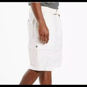 Levi's Shorts - Mens levis squad cargo shorts with a belt waist 29